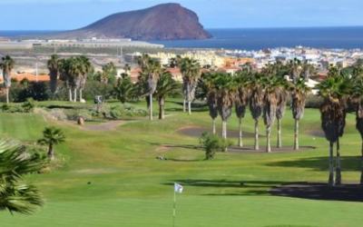Rotary event at the Golf del Sur in Tenerife